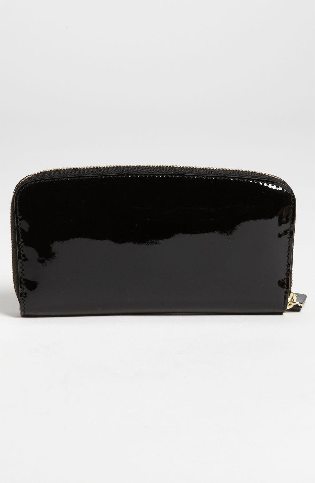 Alternate Image 4  - Jimmy Choo 'Rush' Patent Leather Wallet