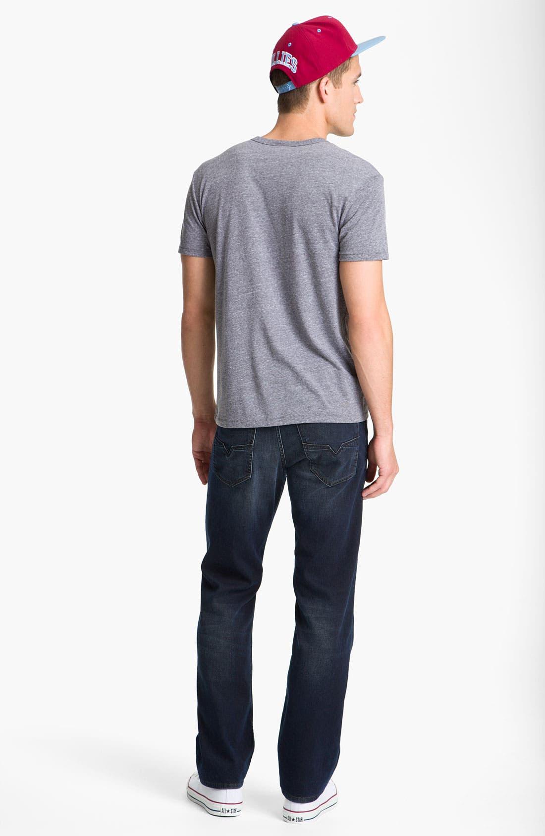 Alternate Image 6  - J Brand 'Darren' Straight Leg Jeans (Canyon)