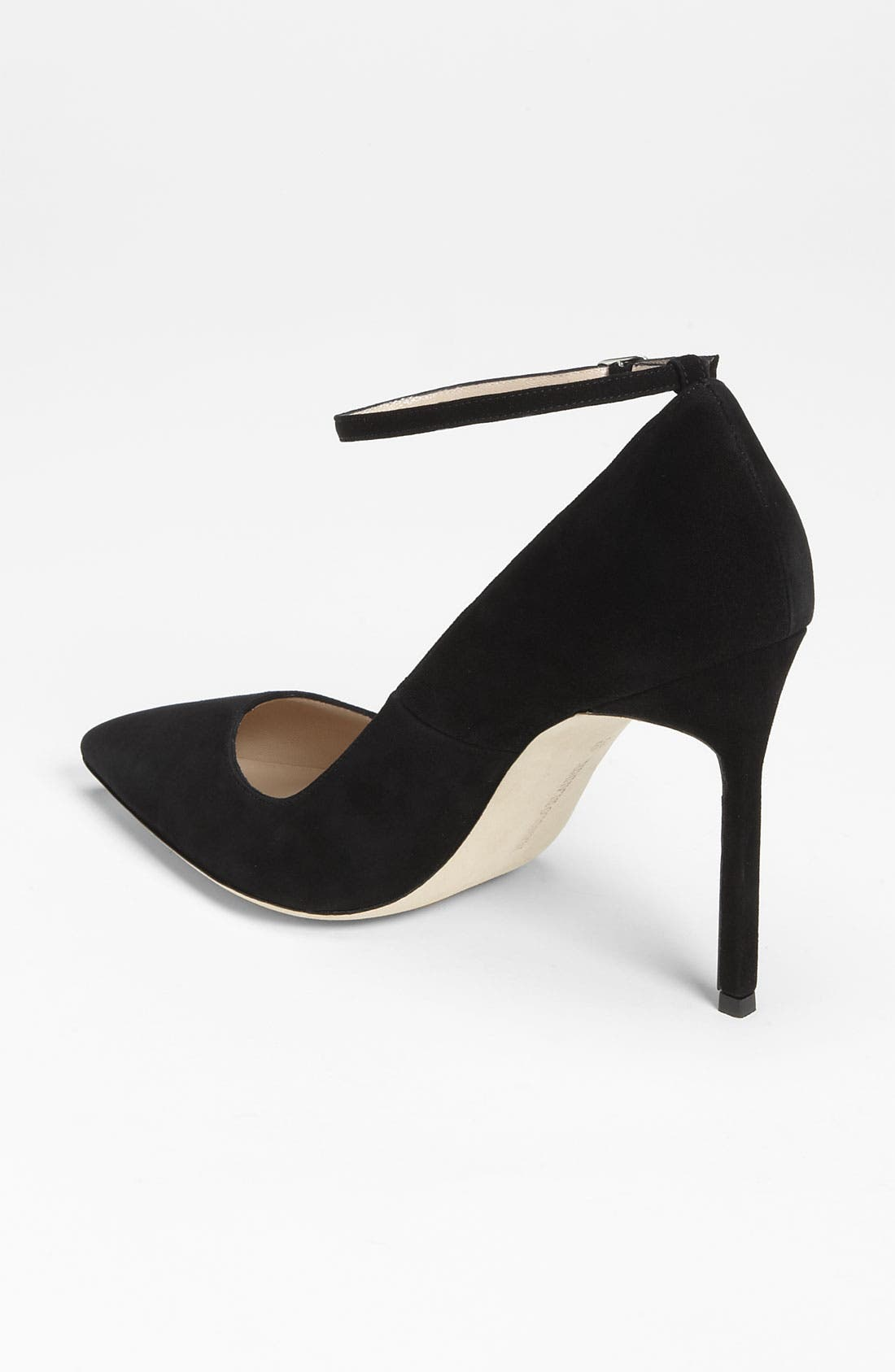 Alternate Image 2  - Manolo Blahnik Ankle Strap Pump