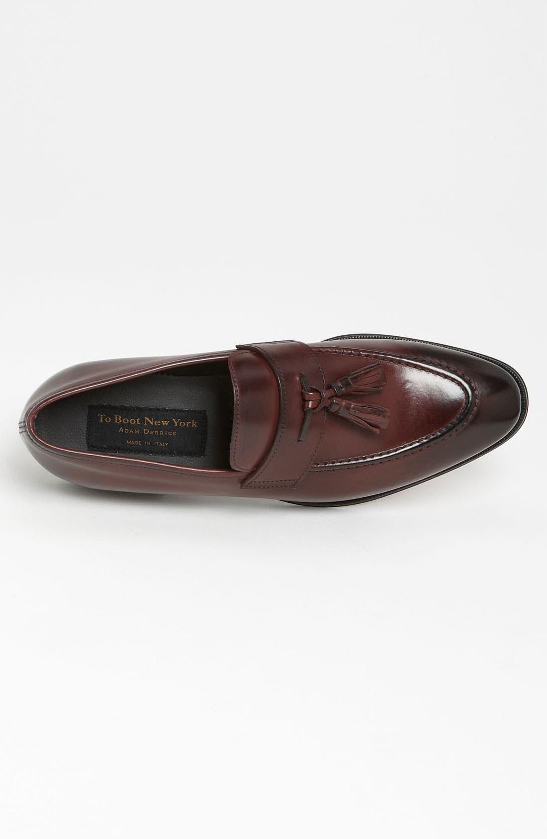 Alternate Image 3  - To Boot New York Tassel Loafer