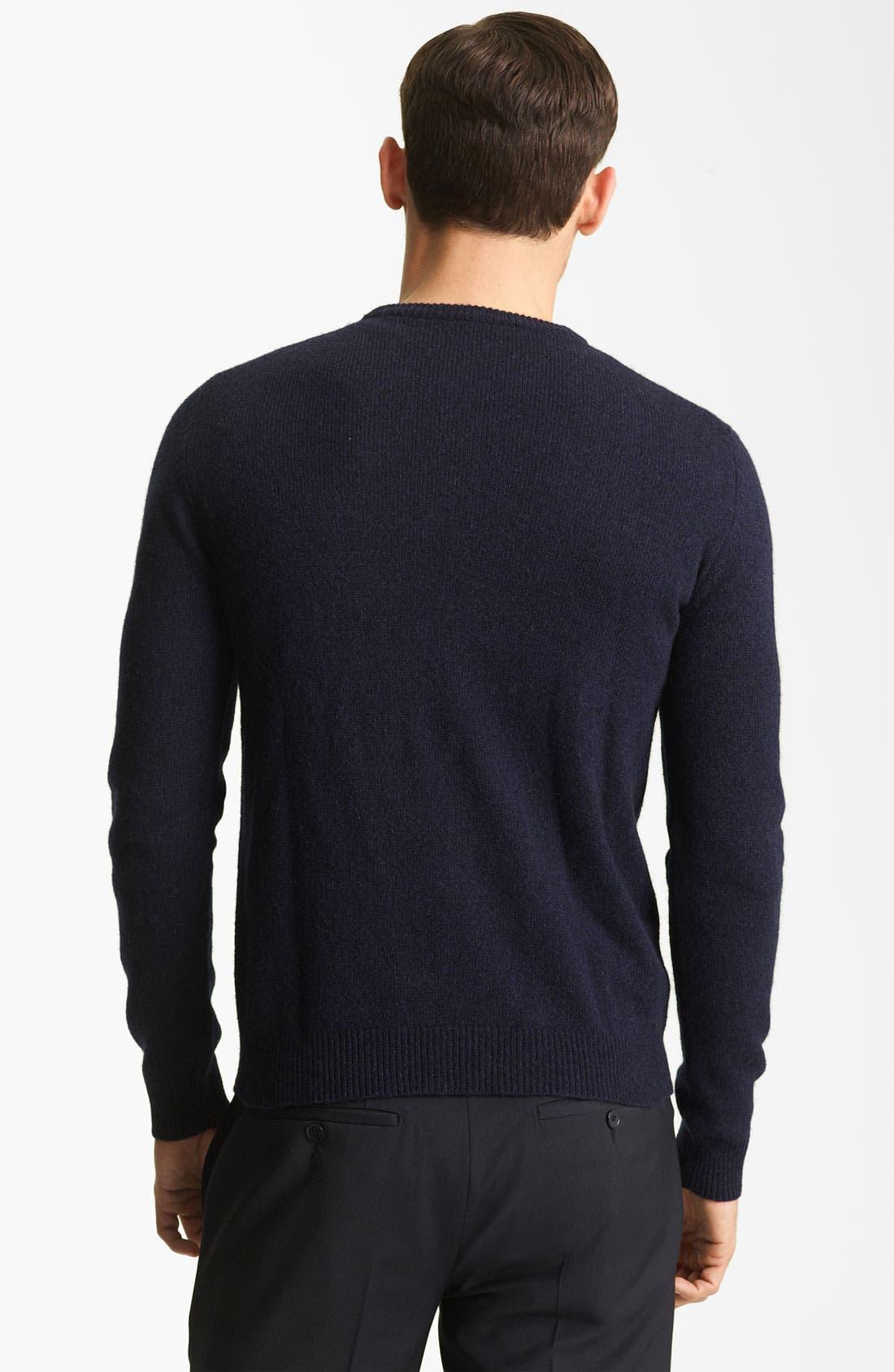 Alternate Image 2  - Jil Sander Crewneck Sweater