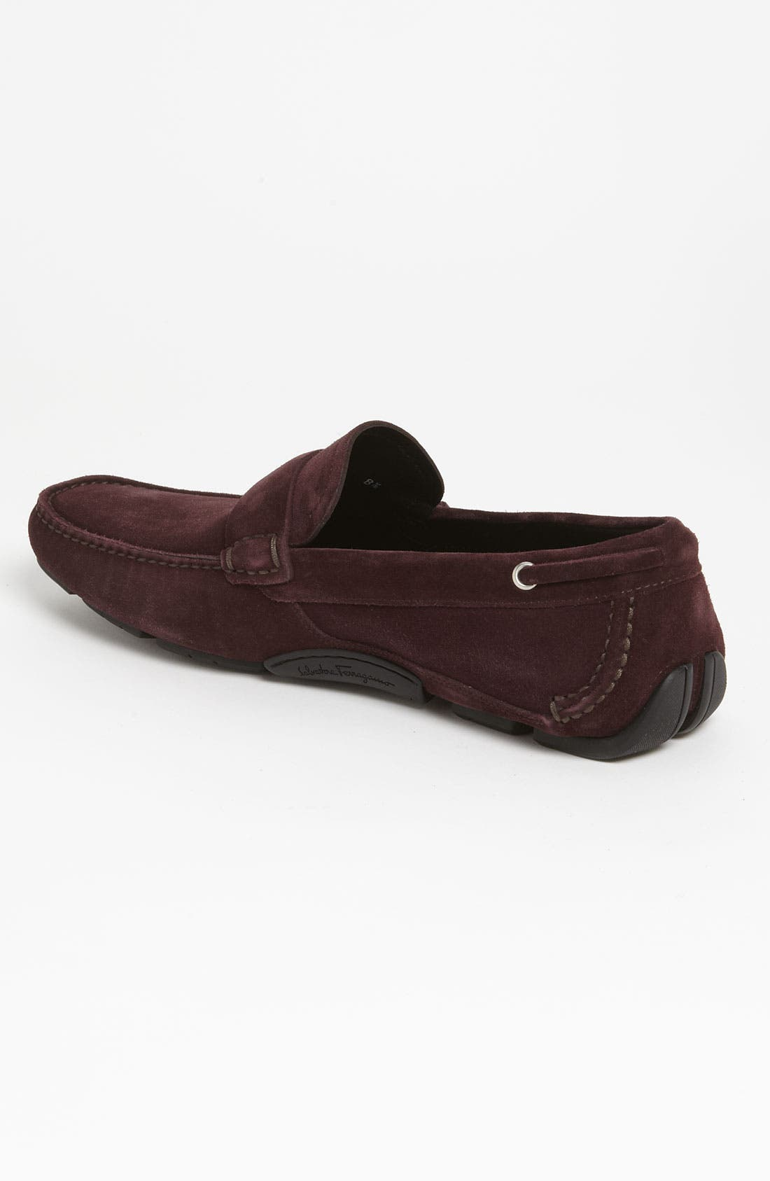 Alternate Image 2  - Salvatore Ferragamo 'Cabo' Driving Moccasin