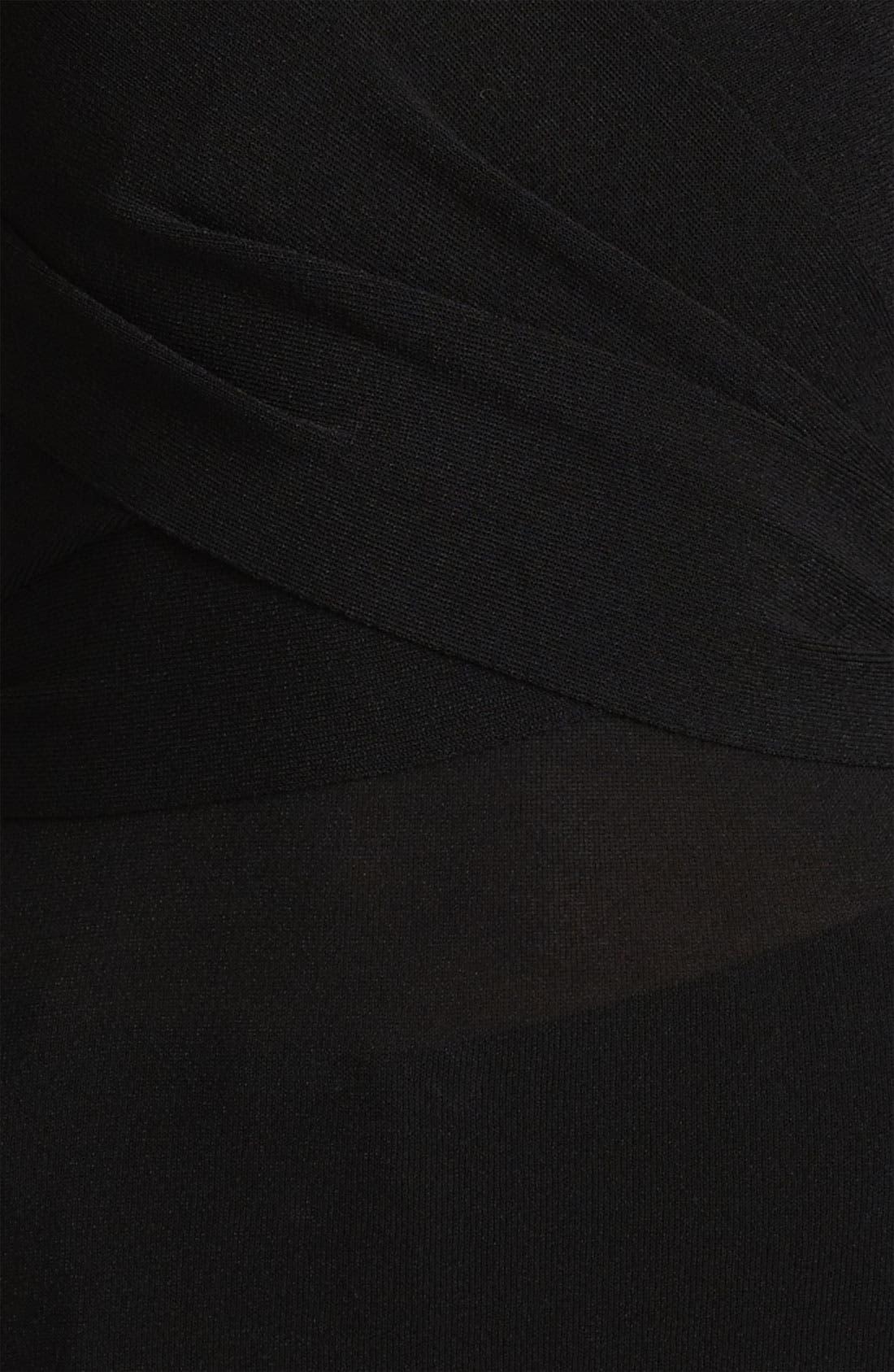 Alternate Image 3  - Donna Karan Collection Tie Shrug