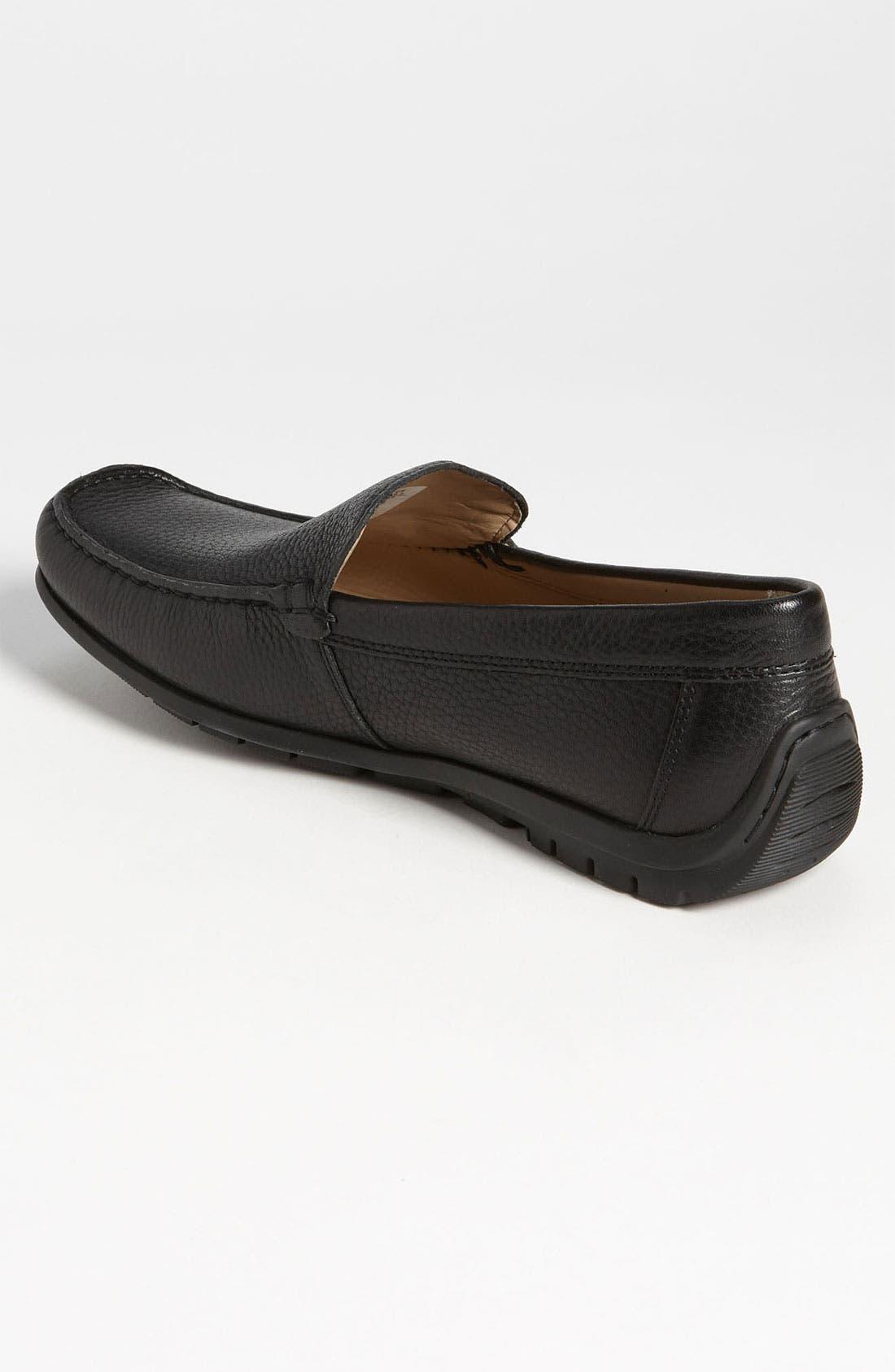 Alternate Image 2  - ECCO 'Soft' Driving Shoe (Men)