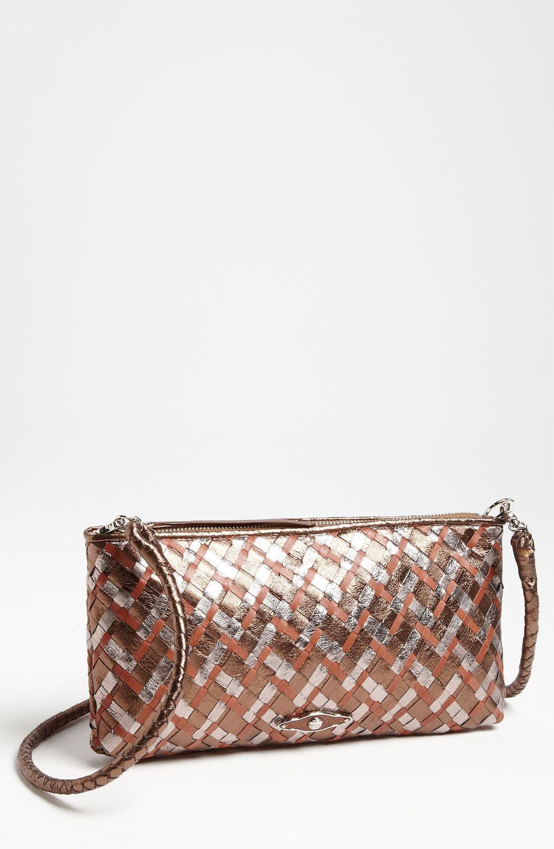 Alternate Image 1 Selected - Elliott Lucca '3-Way' Woven Leather Demi Bag