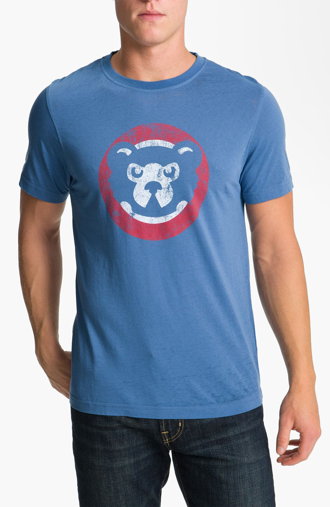 Alternate Image 1 Selected - Red Jacket 'Cubs - Greenwood' T-Shirt
