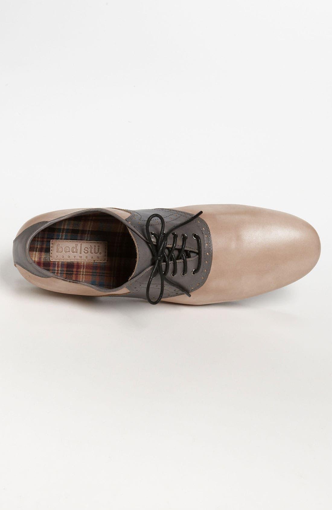 Alternate Image 3  - Bed Stu 'Orleans' Saddle Shoe (Online Only)