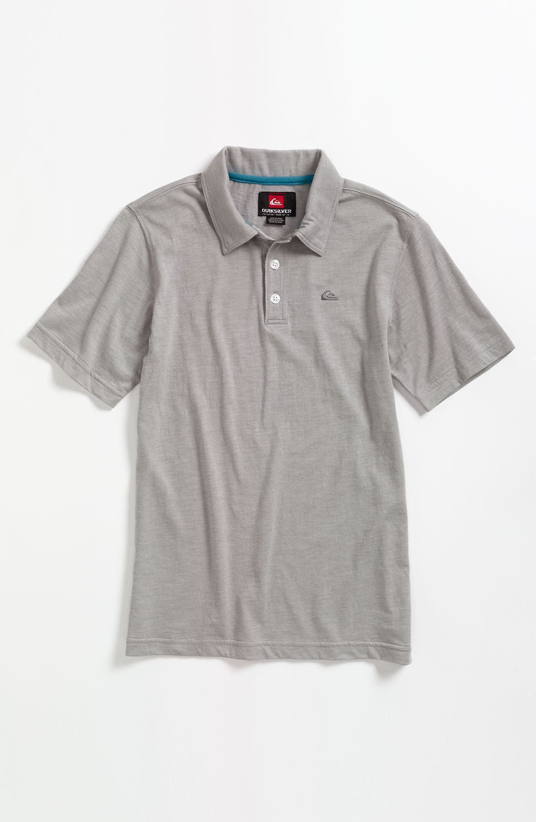 Alternate Image 1 Selected - Quiksilver 'Granted' Polo (Little Boys)
