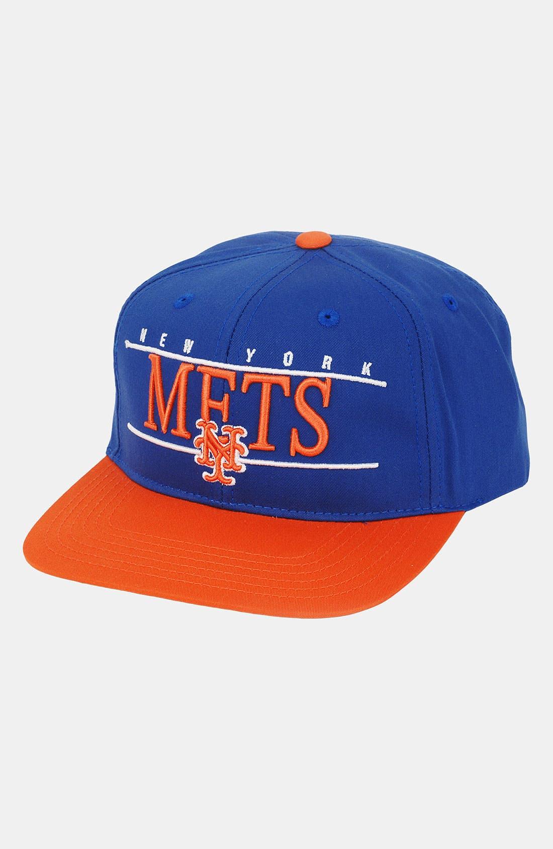 Alternate Image 1 Selected - American Needle 'New York Mets - Nineties' Twill Snapback Baseball Cap