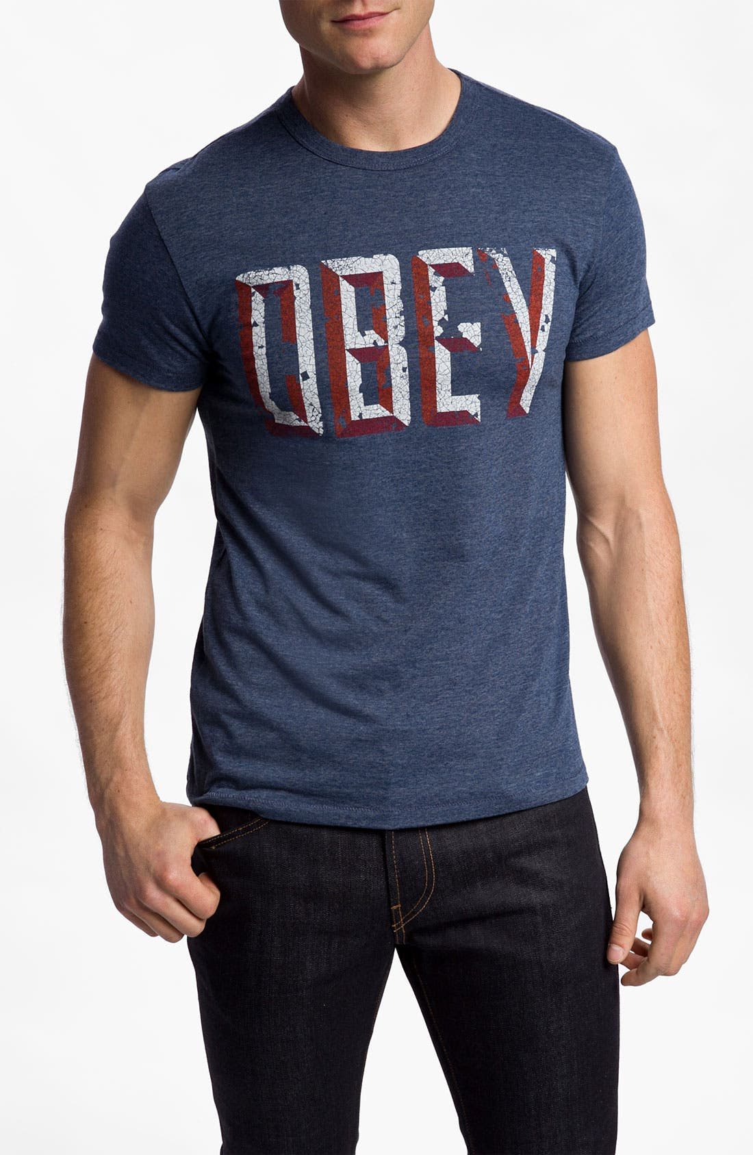 Alternate Image 1 Selected - Obey 'Urban Decay' T-Shirt