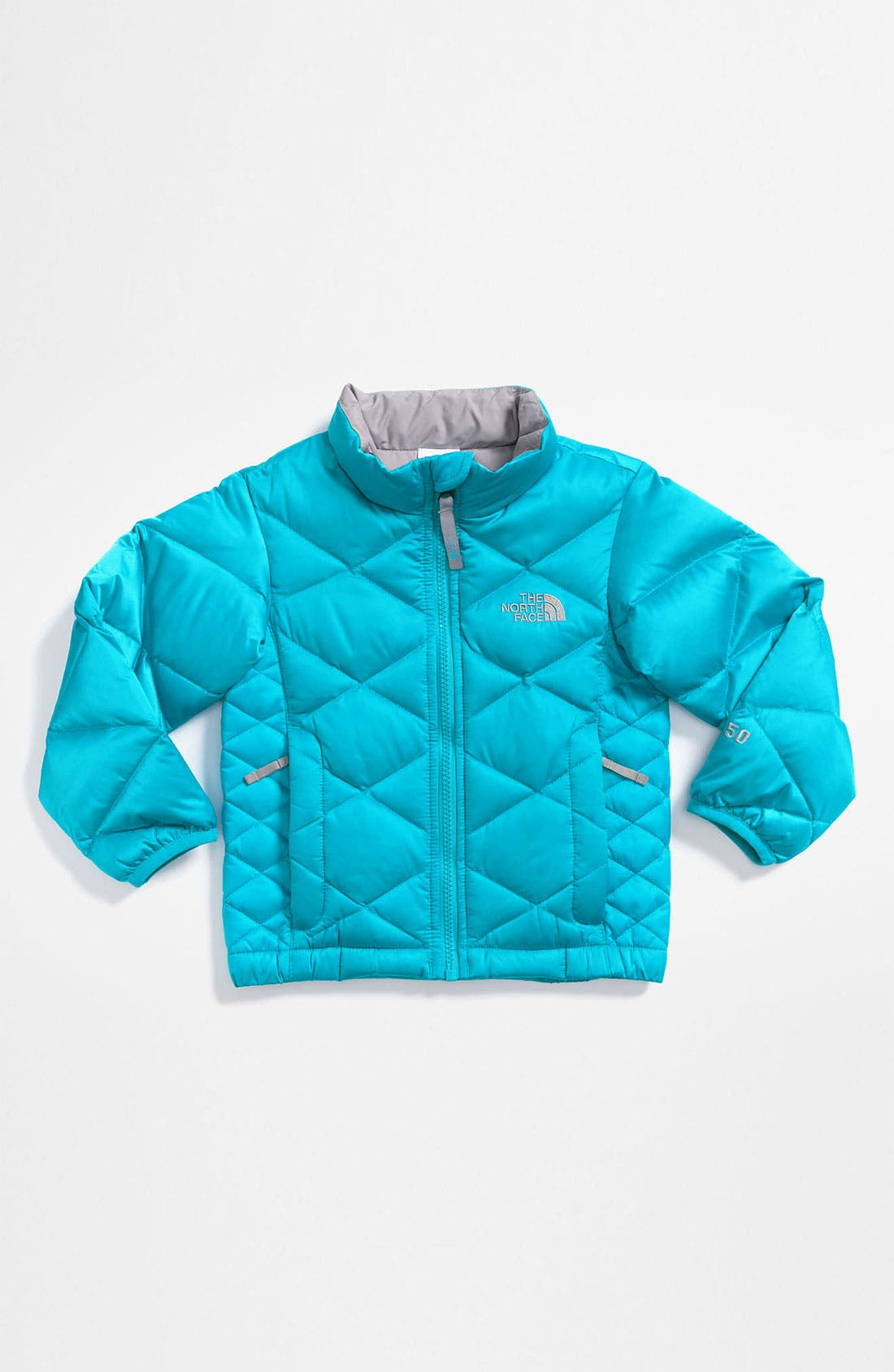 Main Image - The North Face 'Aconcagua' Jacket (Toddler Girls)