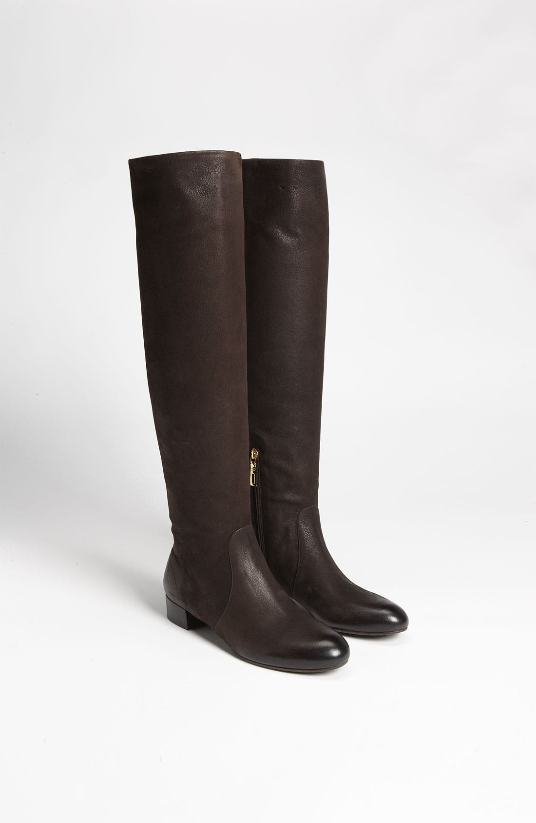 Alternate Image 4  - Prada Tall Flat Boot