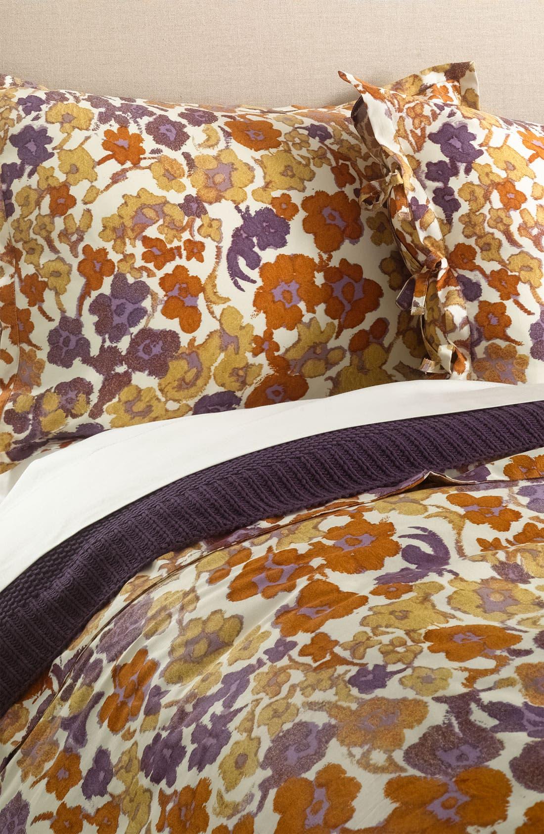 Main Image - Diane von Furstenberg 'Spanish Leopard' 300 Thread Count Sham