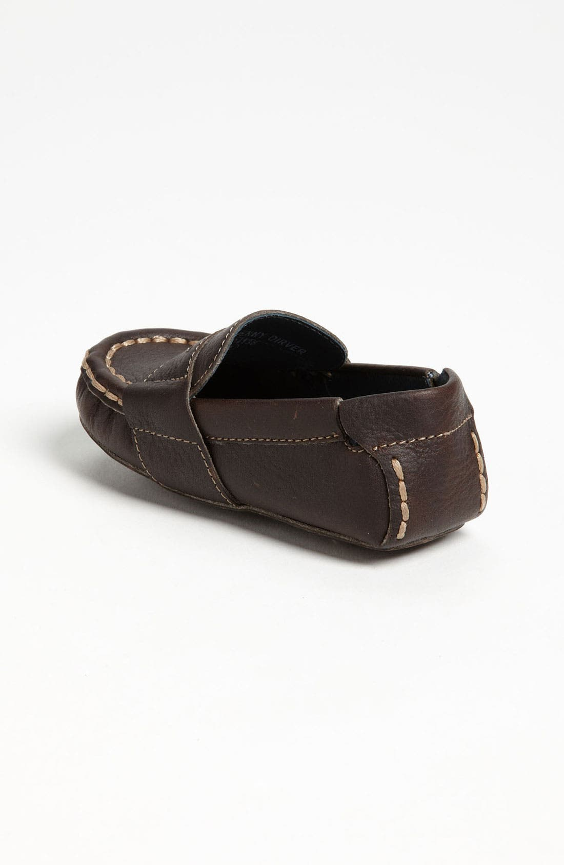 Alternate Image 2  - Cole Haan 'Mini Penny Loafer' Leather Slip-On (Baby)