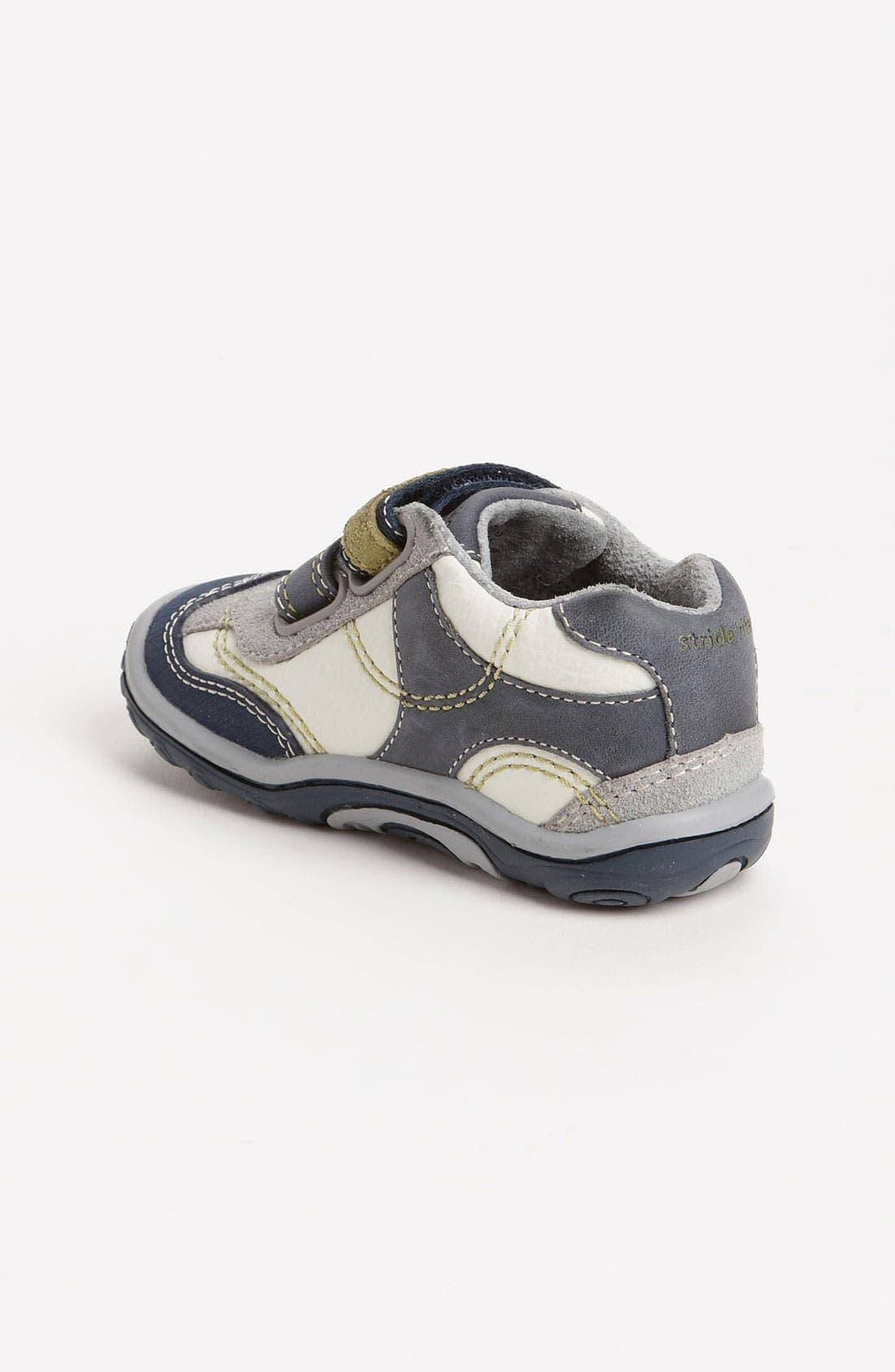 Alternate Image 2  - Stride Rite 'Will' Sneaker (Baby, Walker & Toddler)