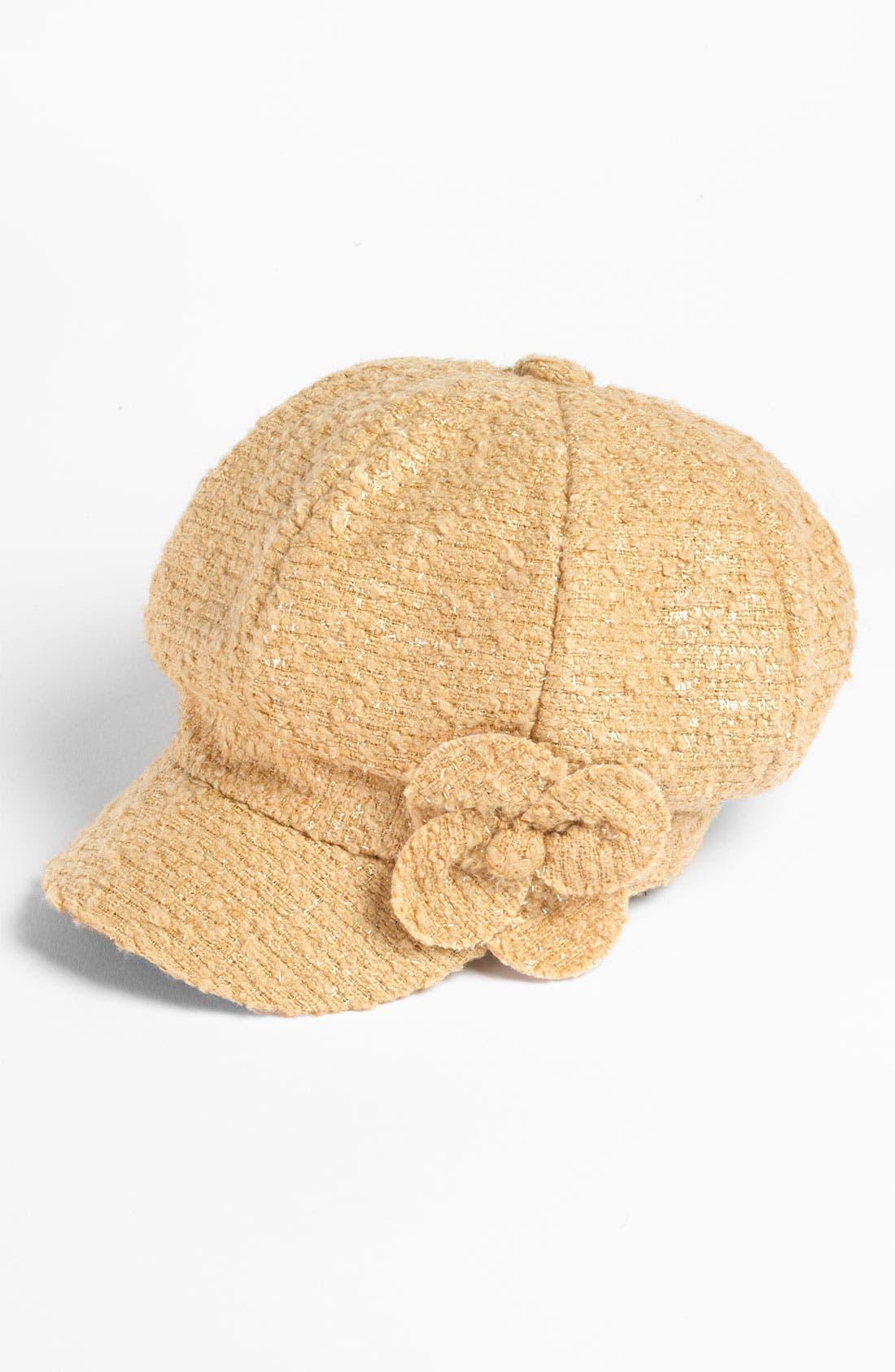 Main Image - Collection XIIX 'Sparkle' Cabbie Hat