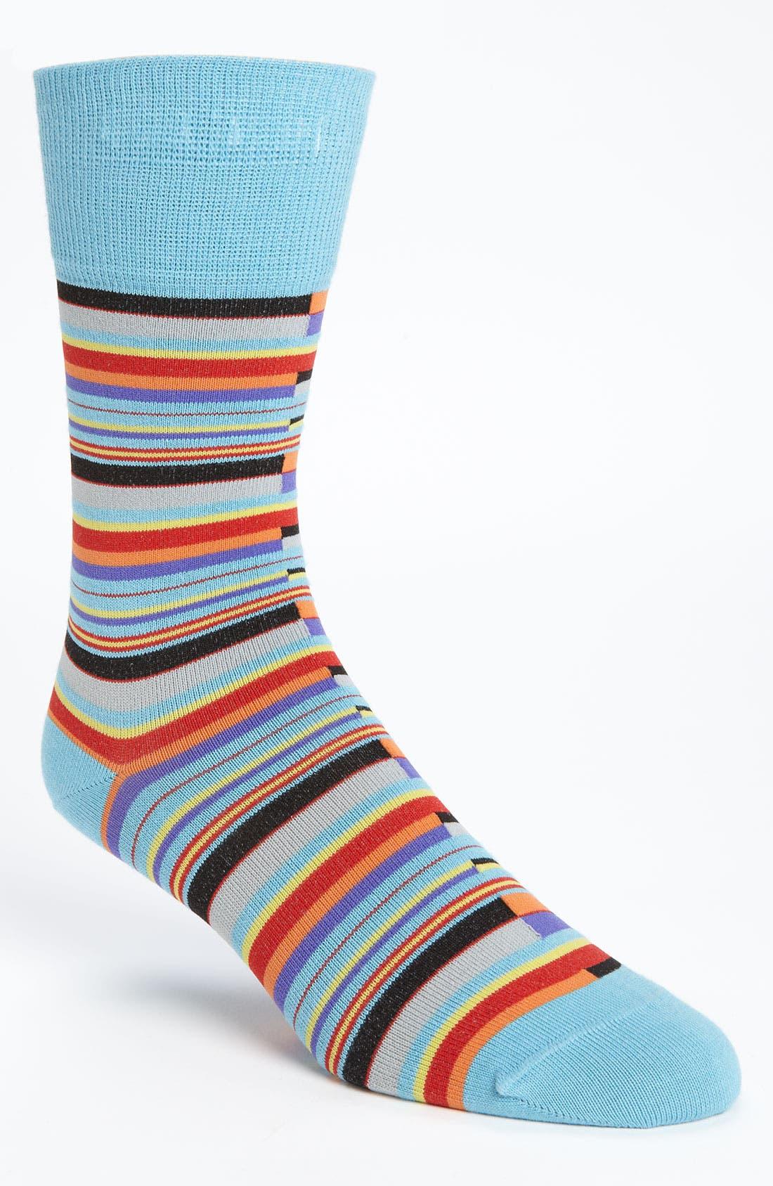 Main Image - ugly vix by V.K. Nagrani Stripe Socks