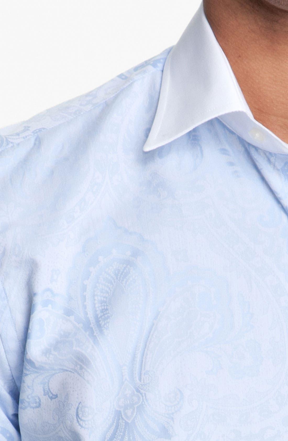 Alternate Image 3  - Etro Paisley Dress Shirt