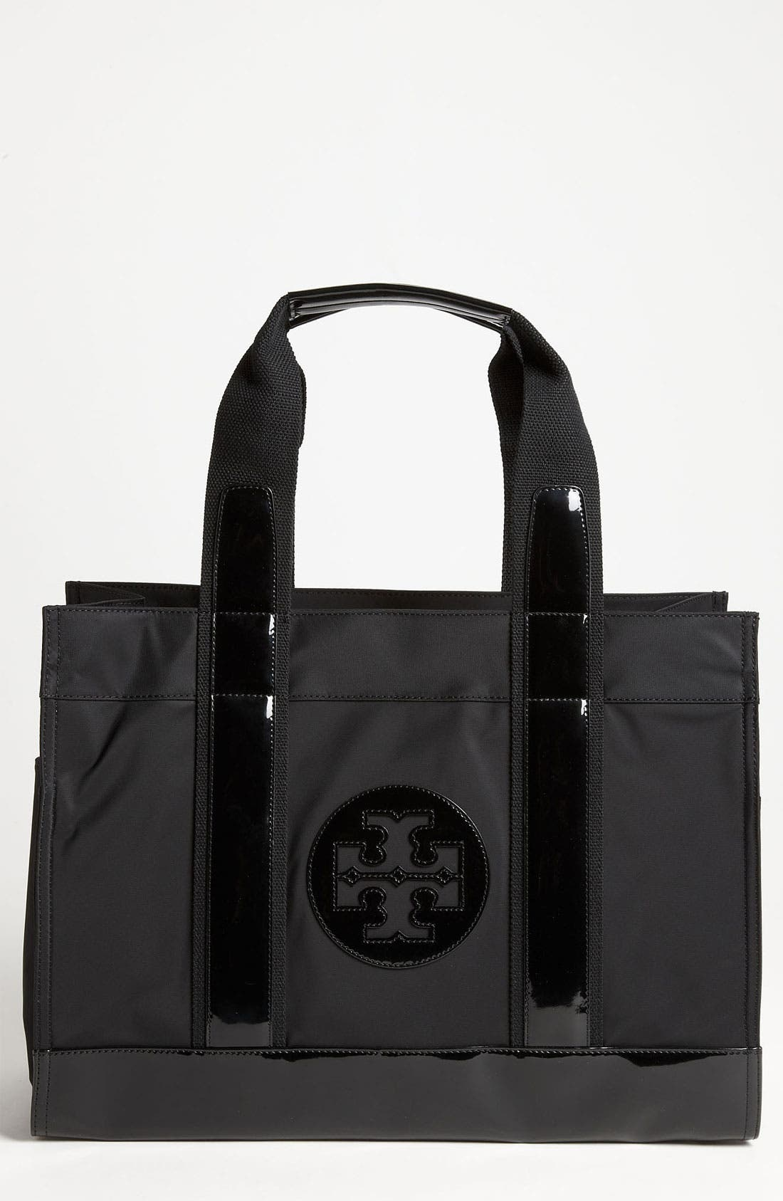 Main Image - Tory Burch 'Tory' Nylon Tote, Large
