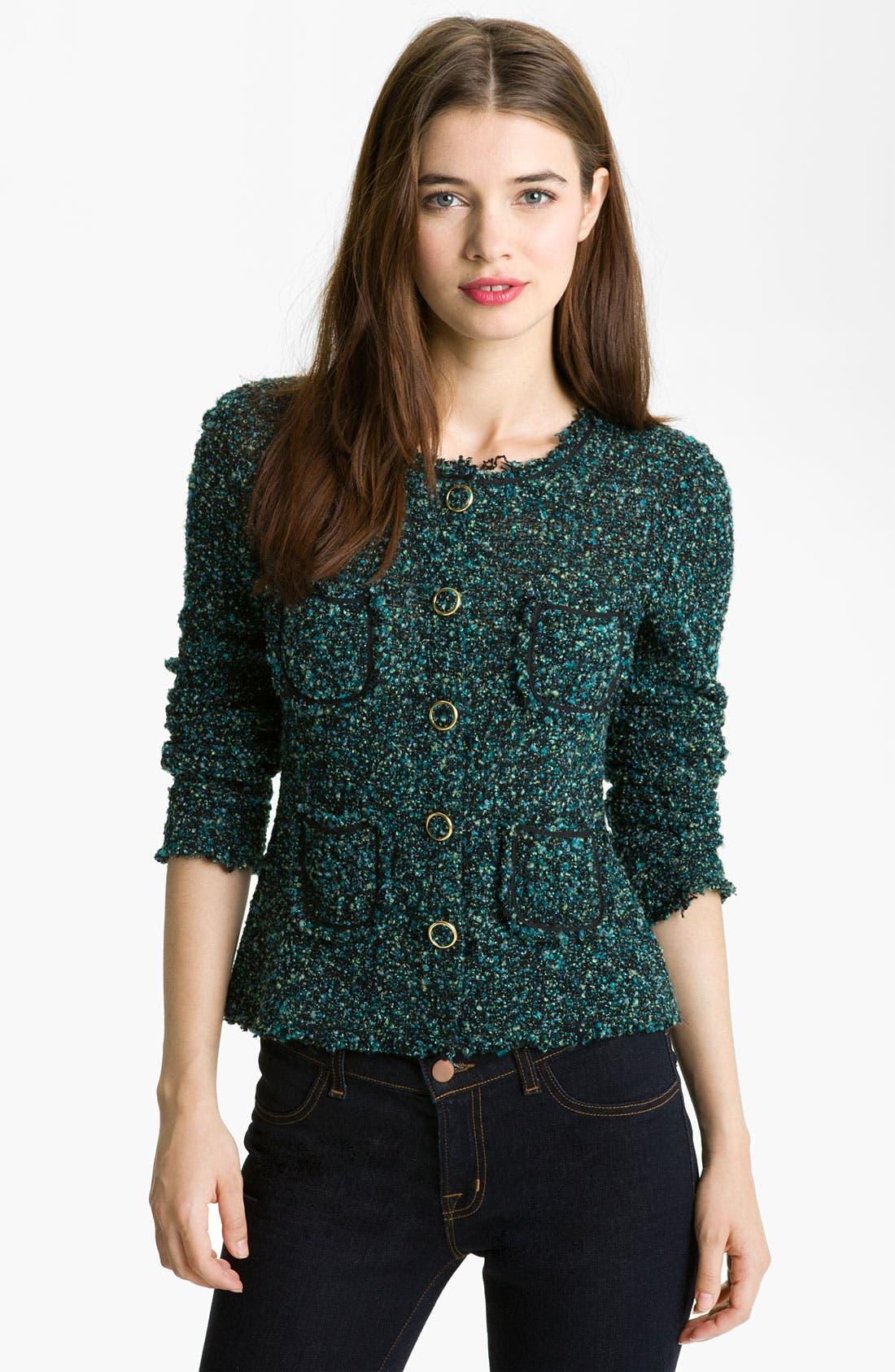 Main Image - Bailey 44 'Divorce Italian' Tweed Jacket