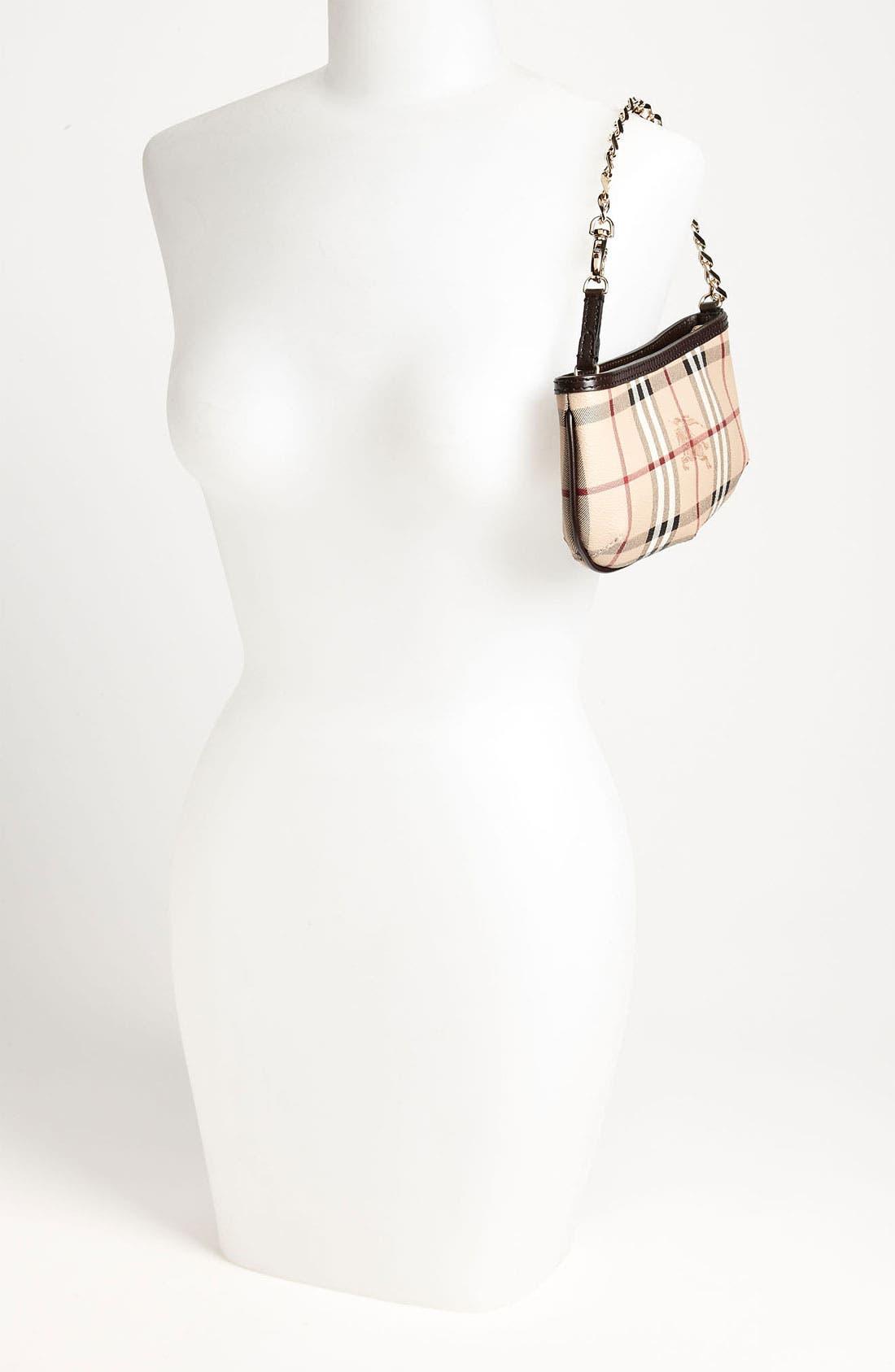 Alternate Image 2  - Burberry 'Haymarket Check' Mini Shoulder Bag