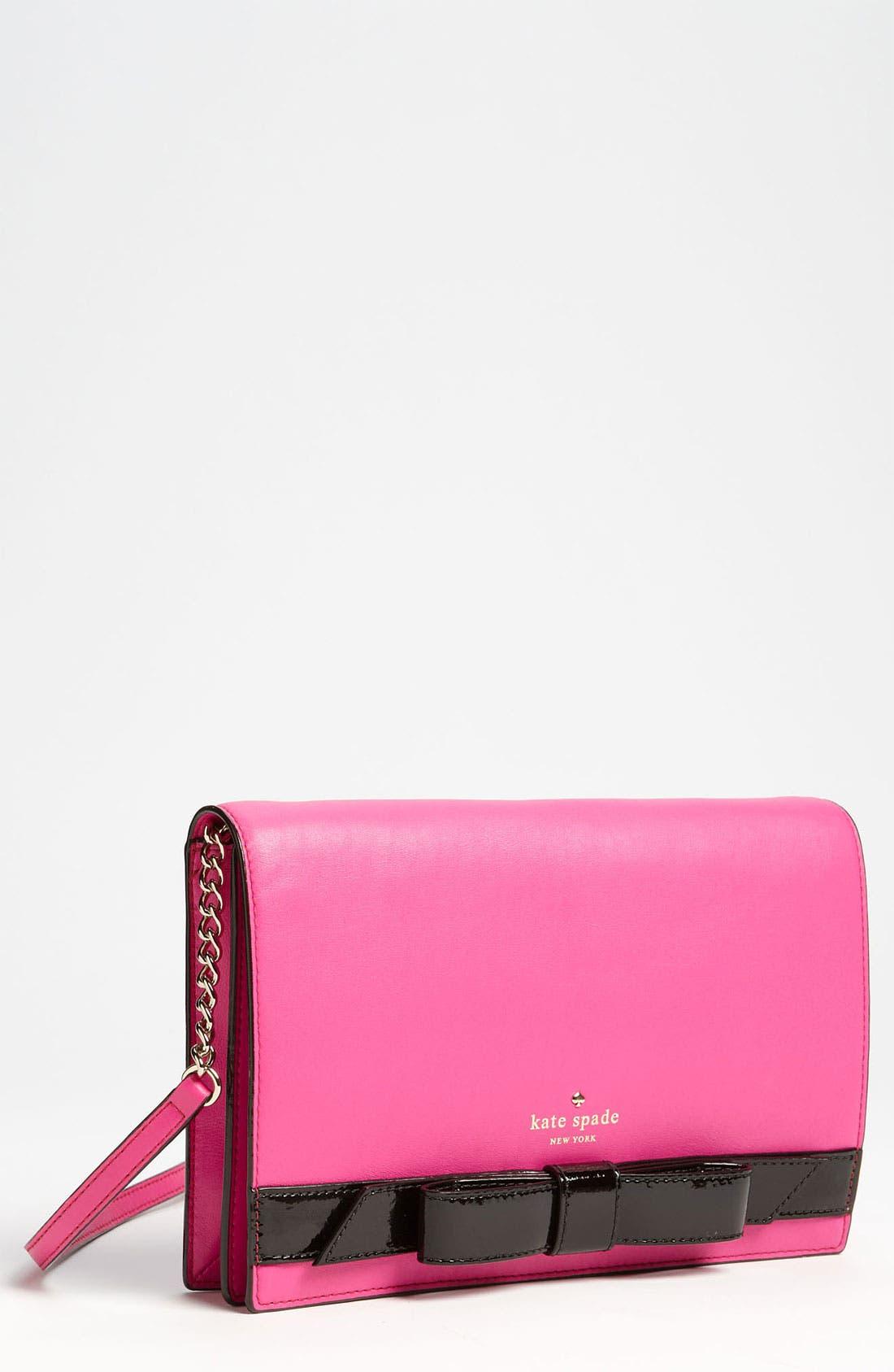 Main Image - kate spade new york 'lissa' crossbody bag
