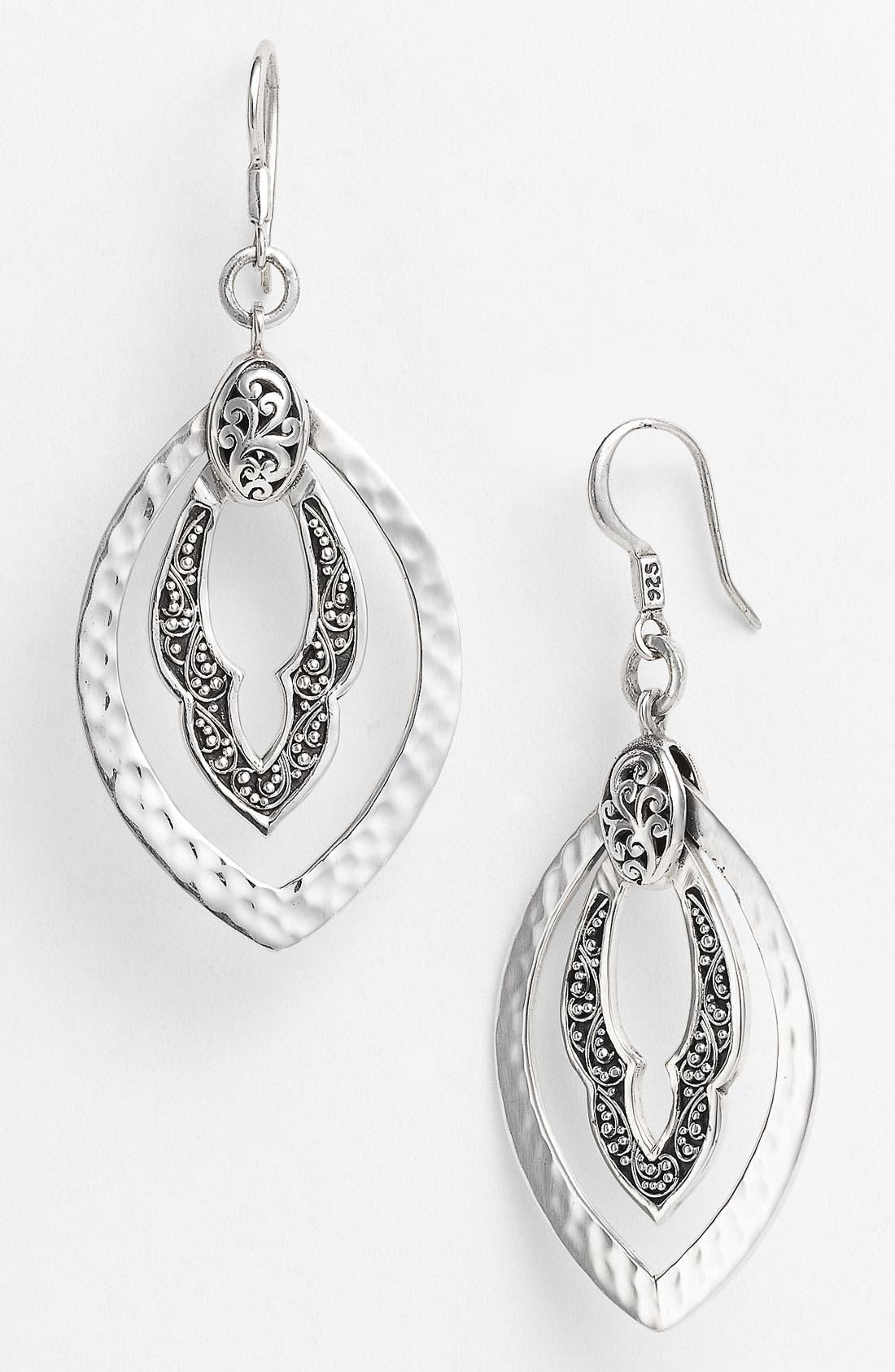 Alternate Image 1 Selected - Lois Hill 'Moroccan Sunset' Teardrop Earrings