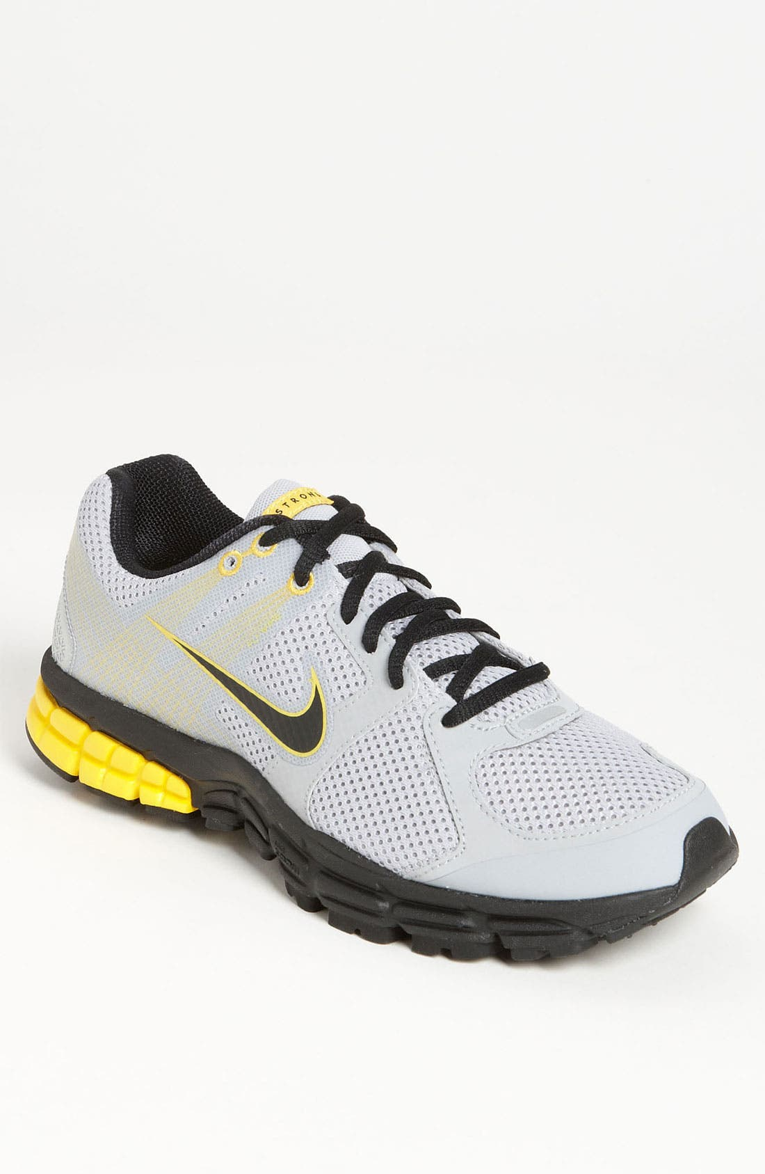 Alternate Image 1 Selected - Nike 'LIVESTRONG Zoom Structure+ 15' Running Shoe (Men)