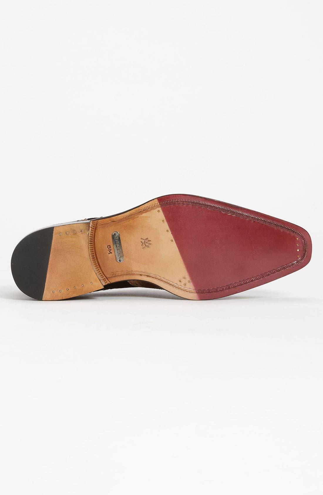 Alternate Image 4  - Mezlan 'Barbate' Wingtip Oxford
