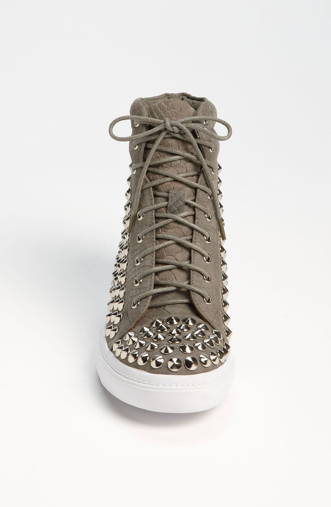Alternate Image 3  - Jeffrey Campbell 'Alva' Studded High Top Sneaker