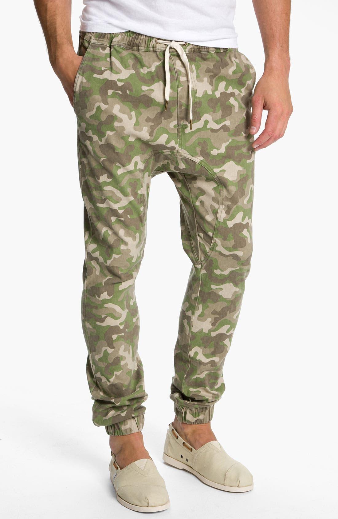 Alternate Image 1 Selected - Zanerobe 'Sureshot' Slim Tapered Leg Camo Pants