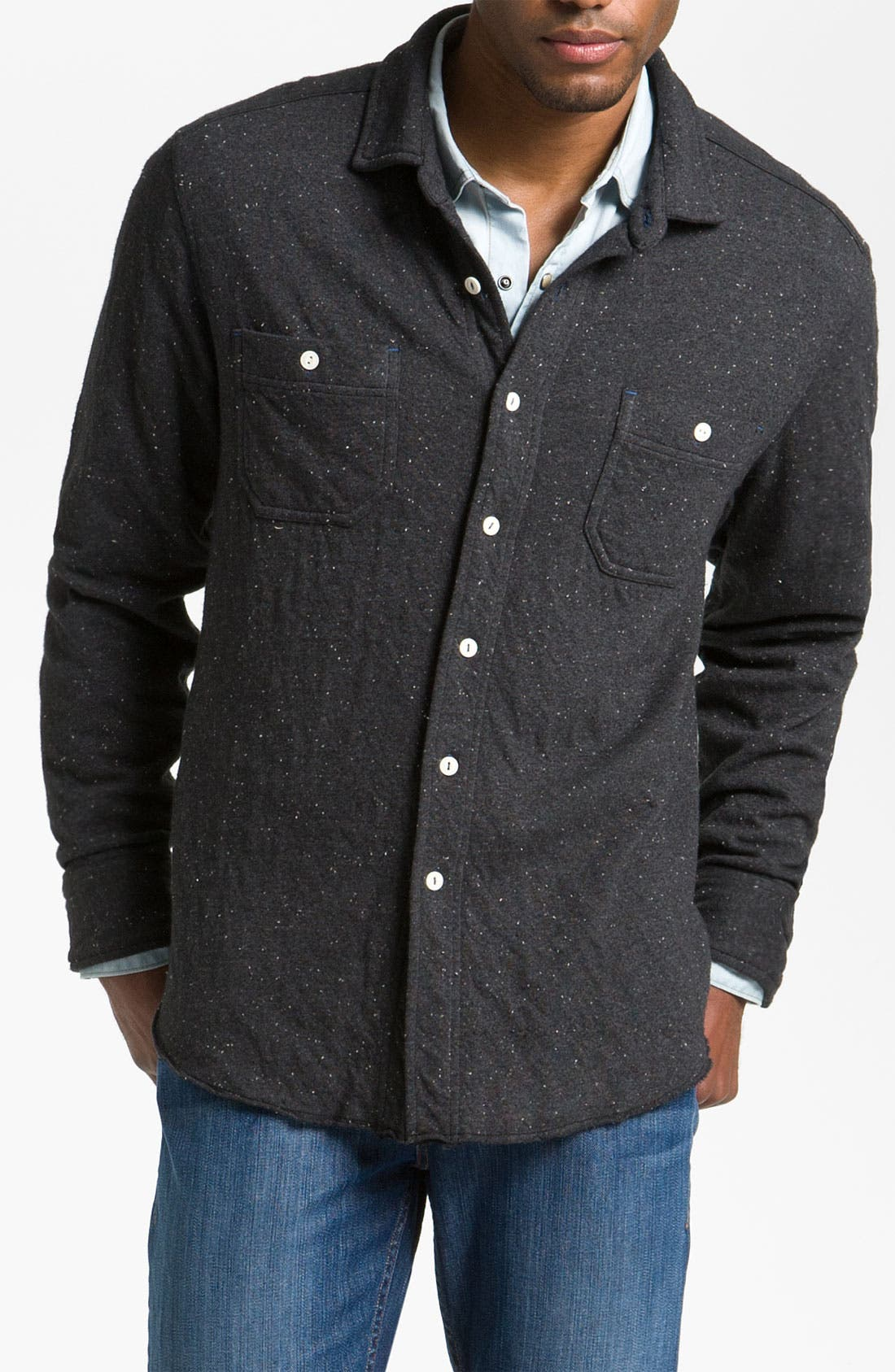 Alternate Image 1 Selected - Tommy Bahama Denim Double Knit Jacket