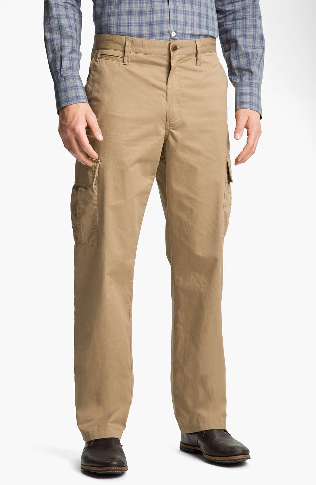 Main Image - Wallin & Bros. 'Fulham' Cargo Pants