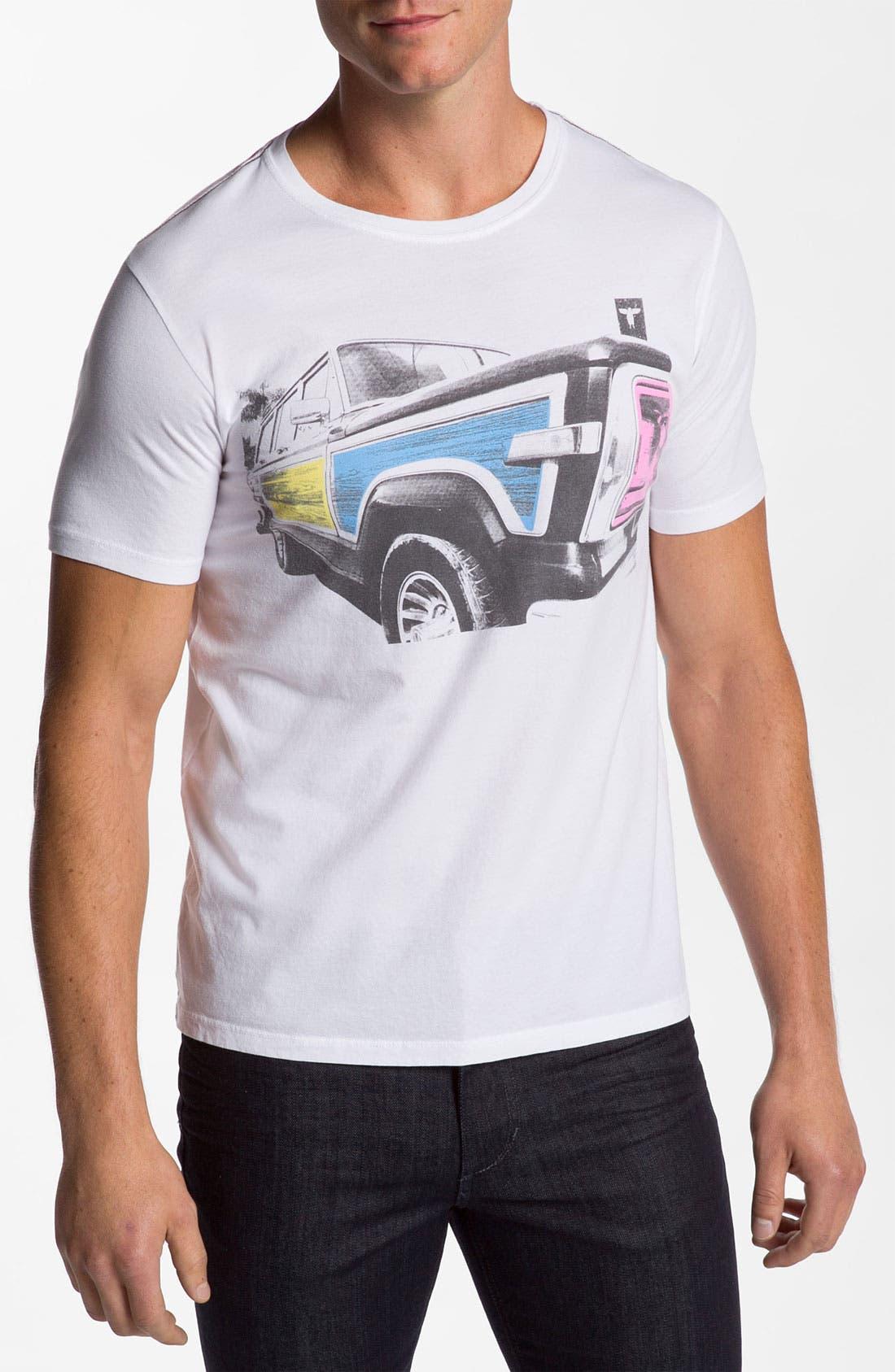 Alternate Image 1 Selected - Topo Ranch 'Wagoneer' T-Shirt