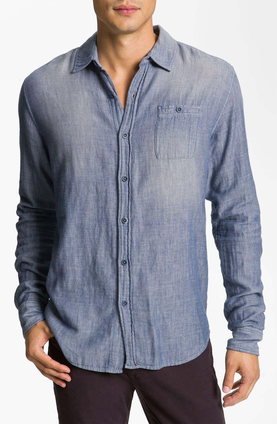 Main Image - Joe's 'Relax' Chambray Shirt