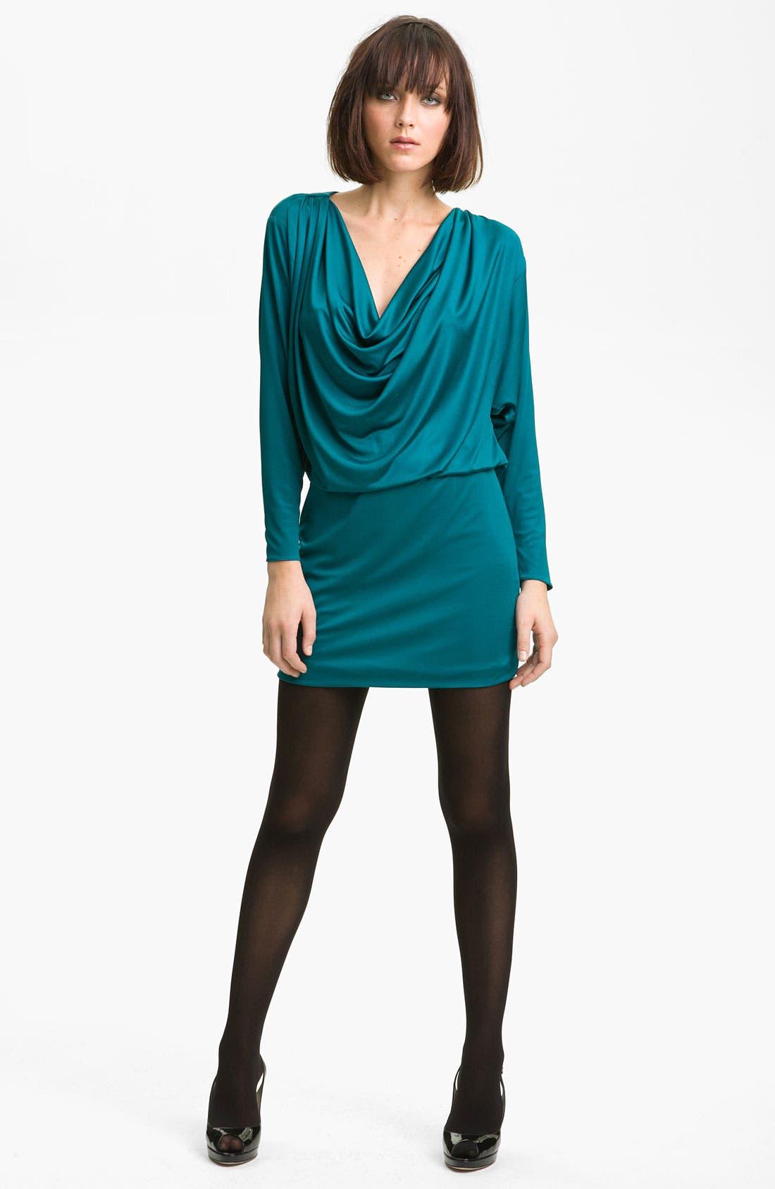 Main Image - Jay Godfrey 'Linden' Draped Jersey Dress