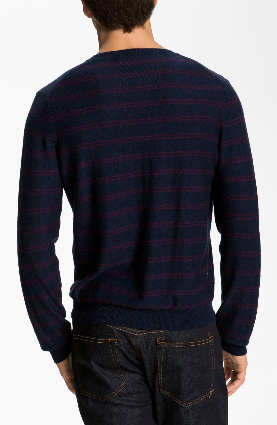 Alternate Image 2  - Cullen89 Merino Wool Sweater