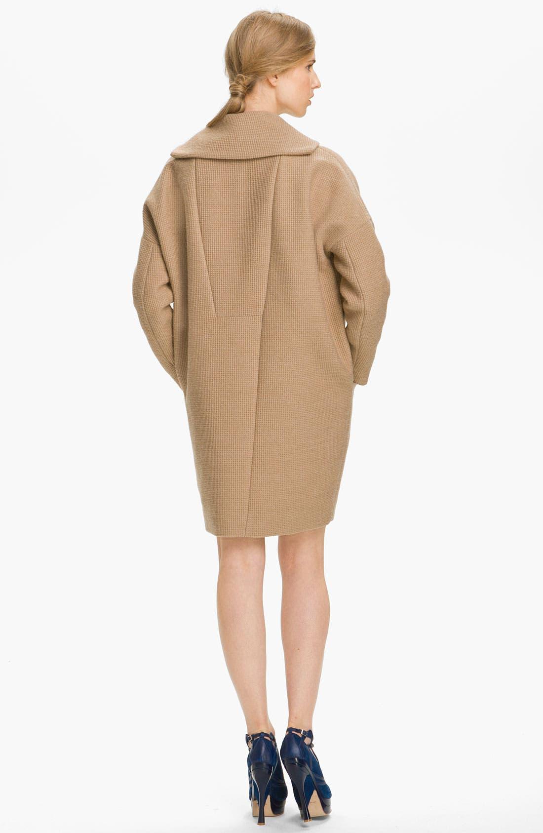 Alternate Image 2  - Cacharel Sweater Coat