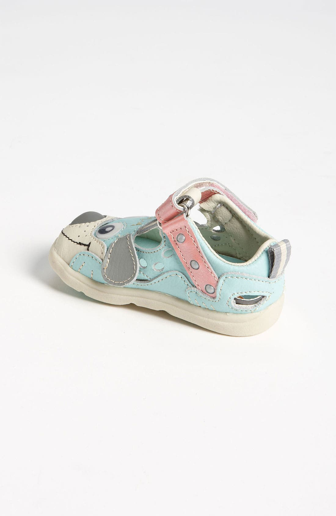 Alternate Image 2  - Zooligans™ 'Puppy' Sport Sandal (Baby, Walker & Toddler)