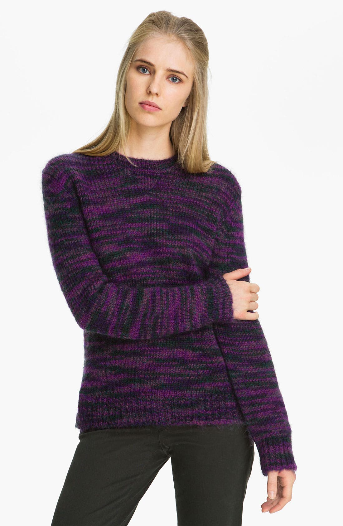 Alternate Image 1 Selected - A.P.C. Mohair Pullover Sweater