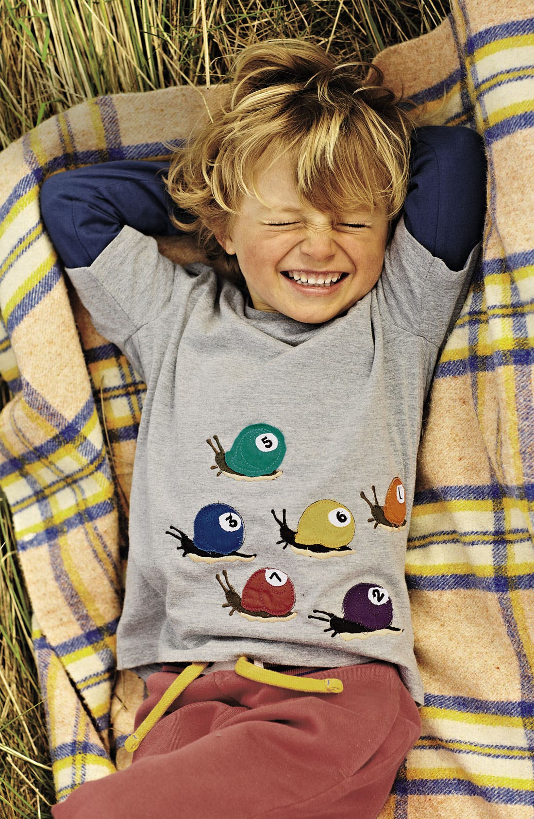 Alternate Image 2  - Mini Boden 'Colorblast' T-Shirt (Little Boys & Big Boys)