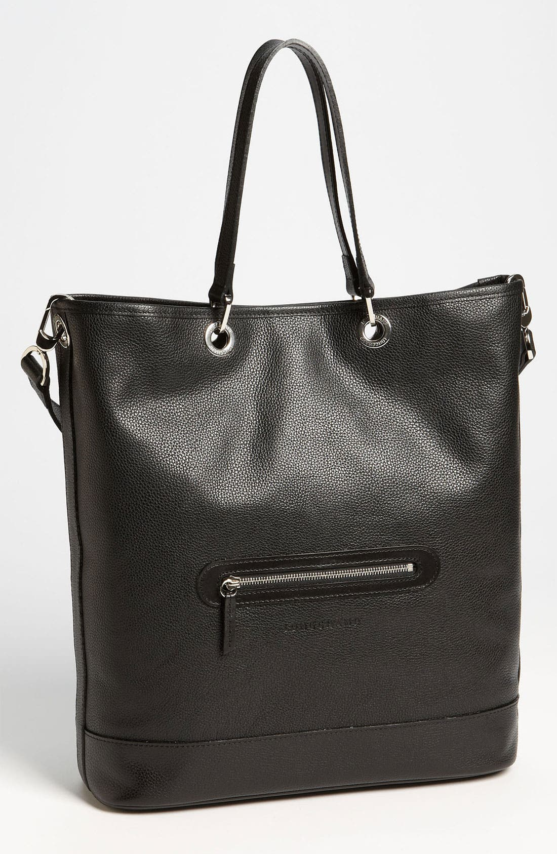 Main Image - Longchamp 'Veau Fouloneé' Leather Tote