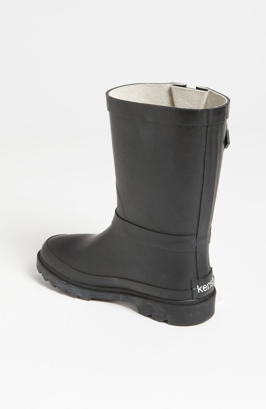 Alternate Image 2  - kensie girl 'Script' Rain Boot (Little Kid)