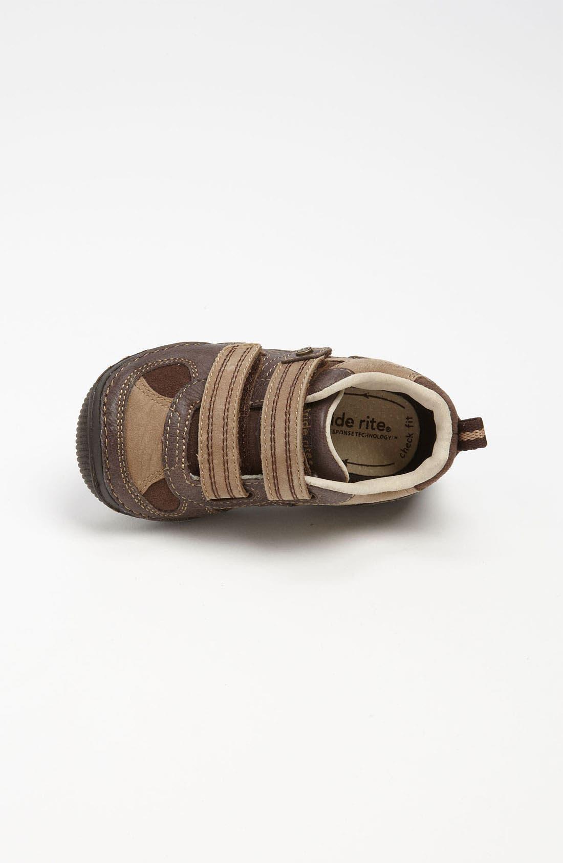 Alternate Image 3  - Stride Rite 'Woody' Sneaker (Baby, Walker & Toddler)