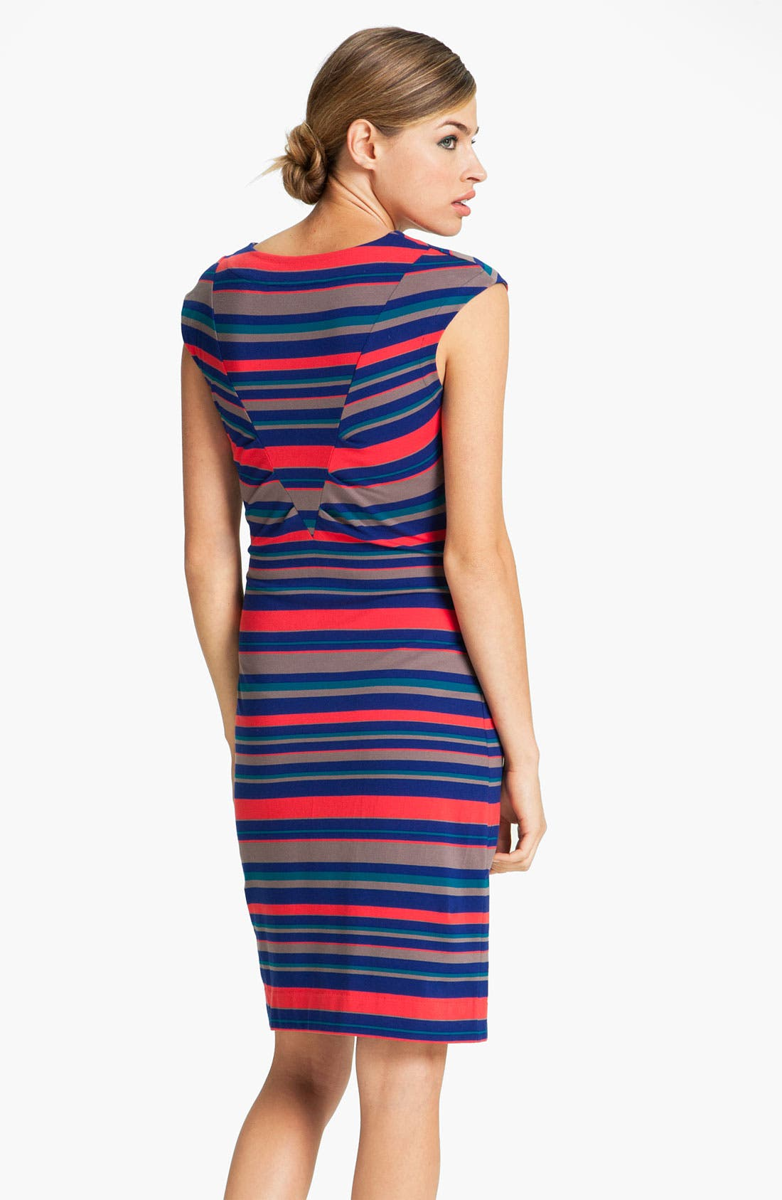 Alternate Image 2  - MARC BY MARC JACOBS 'Christina' Stripe Dress