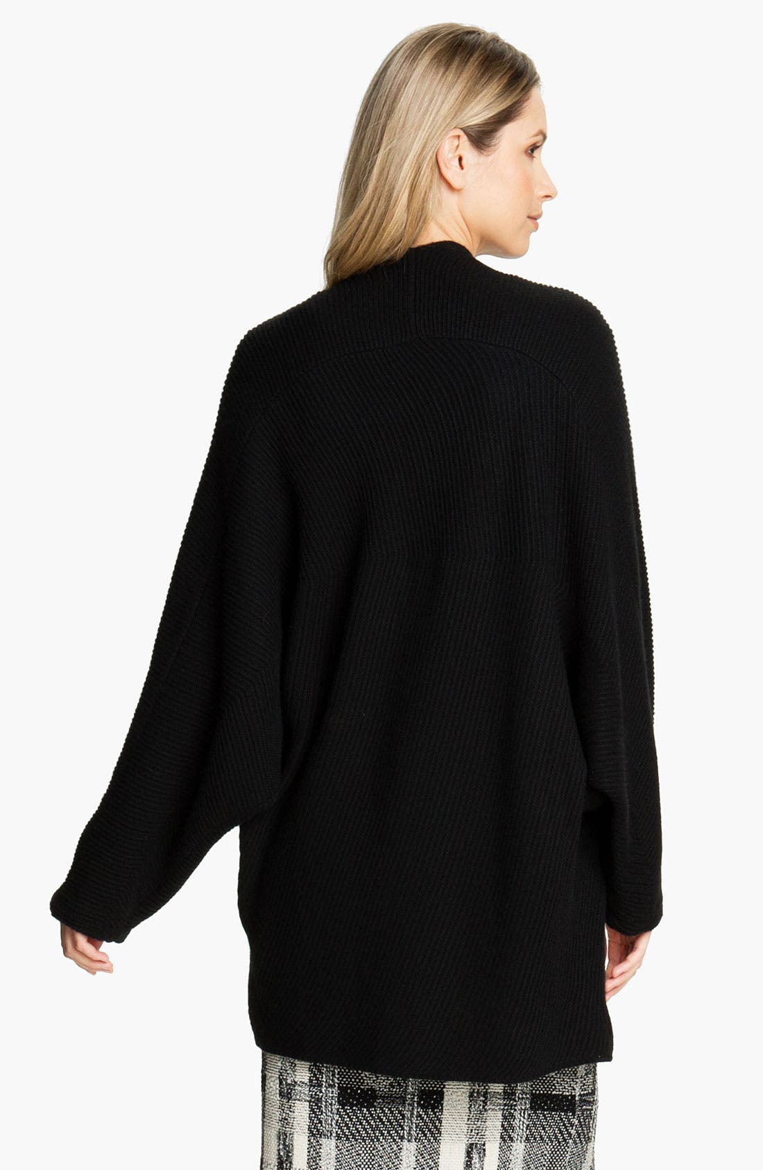Alternate Image 2  - Lafayette 148 New York 'Paramour' Wool Shrug