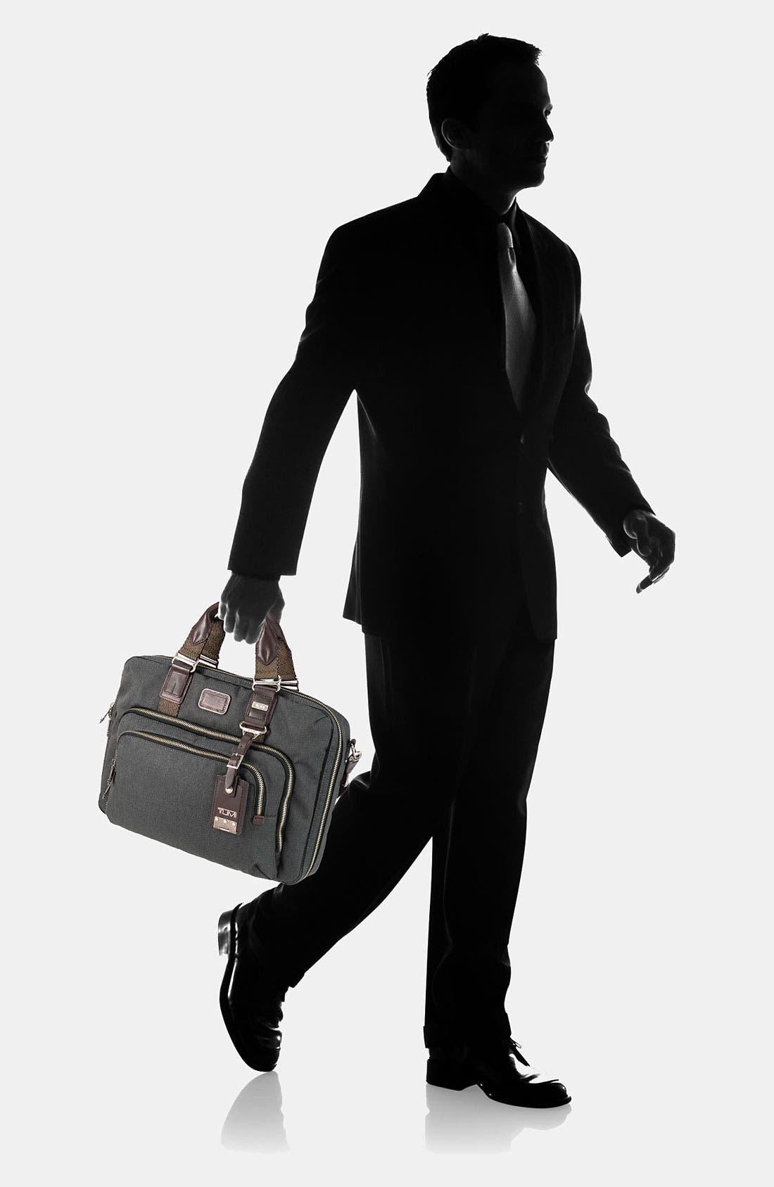Alternate Image 5  - Tumi 'Alpha Bravo - Yuma' Slim Briefcase