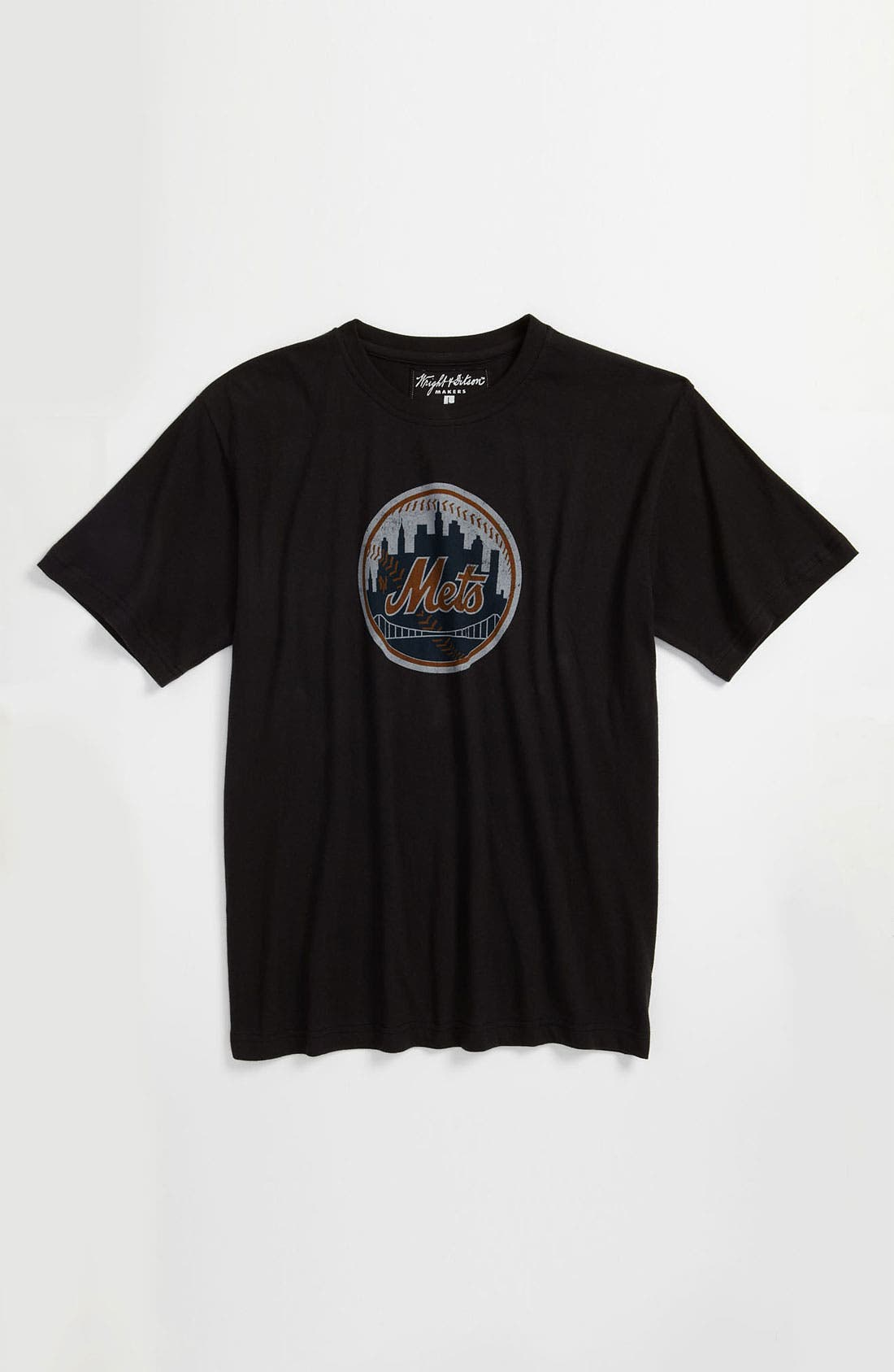 Wright & Ditson 'New York Mets' T-Shirt (Little Boys & Big Boys)