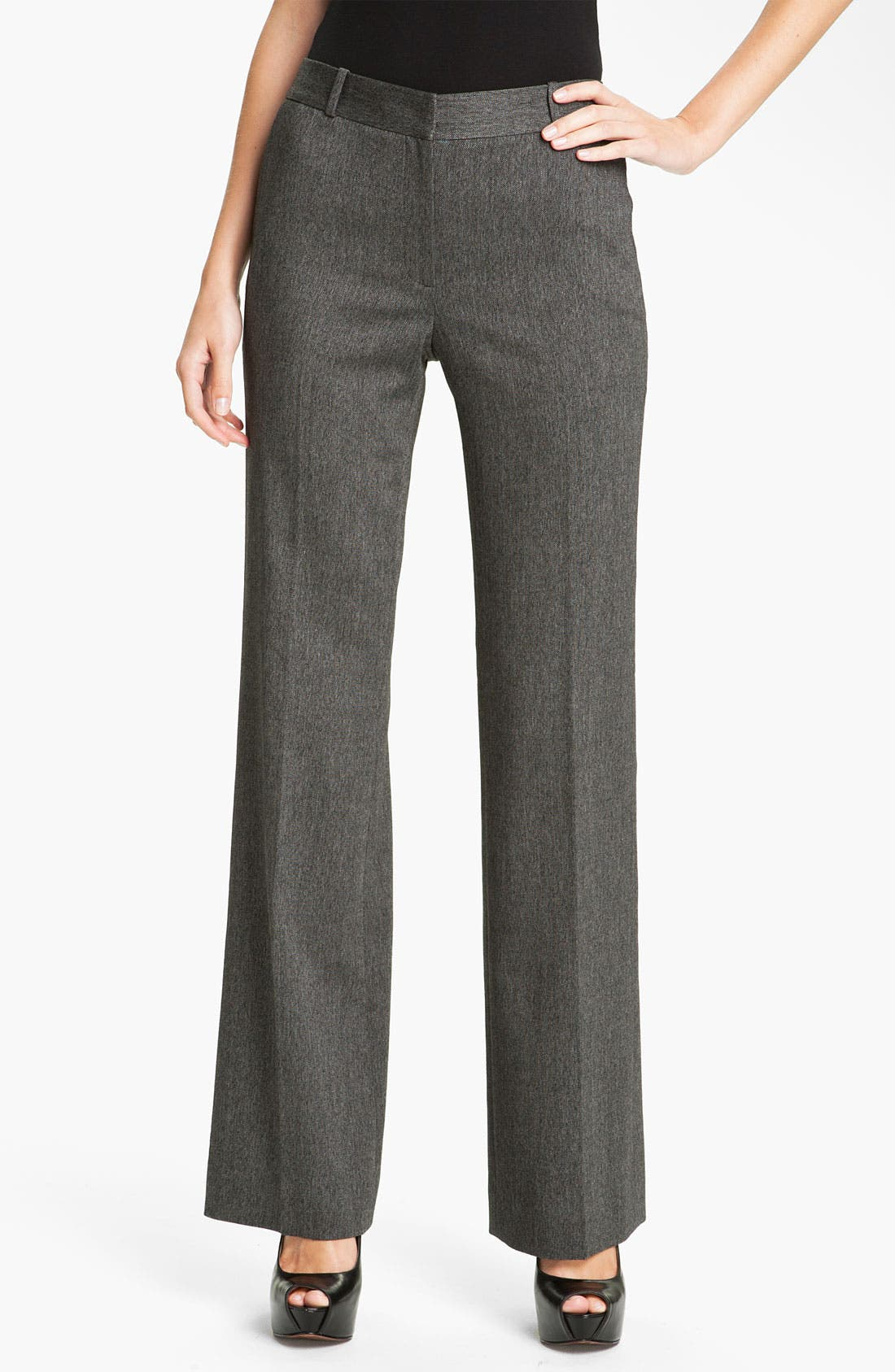 Alternate Image 1 Selected - Classiques Entier® 'Nevica Weave' Pants