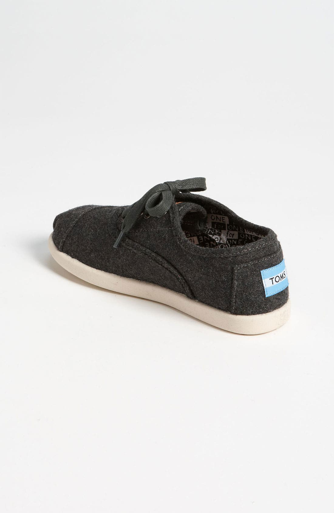 Alternate Image 2  - TOMS 'Cordones - Youth' Slip-On (Toddler, Little Kid & Big Kid)